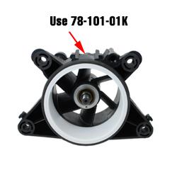 Sea-Doo Jet Pump Assembly GTS /GTX /SP /SPI /SPX /XP /XPI /HX /GSX /GTI /GS  /GSI /Explorer
