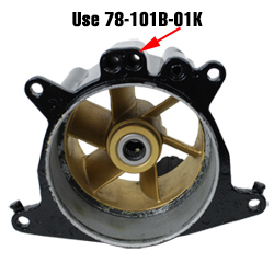 Sea-Doo Jet Pump Assembly GTS /GTX /SP /SPI /SPX /XP /XPI /HX /GSX /GTI /GS /GSI /Explorer ...