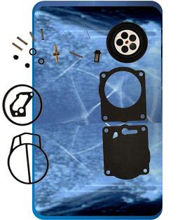 Carb Kit on Keihin Carburetor Rebuild Kits